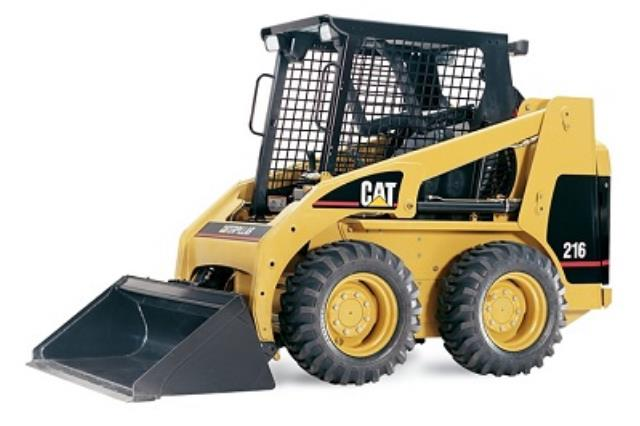 Where to find SKID STEER WHEEL LOADER in St. Joseph