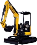 Where to rent MINI EXCAVATOR, 9  MAX in St. Joseph MI