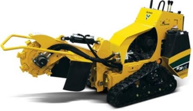 Where to find STUMP GRINDER, HYDRAULIC in St. Joseph