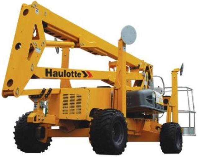 Where to find 4WD  BOOM LIFT, 45  PLATFORM in St. Joseph