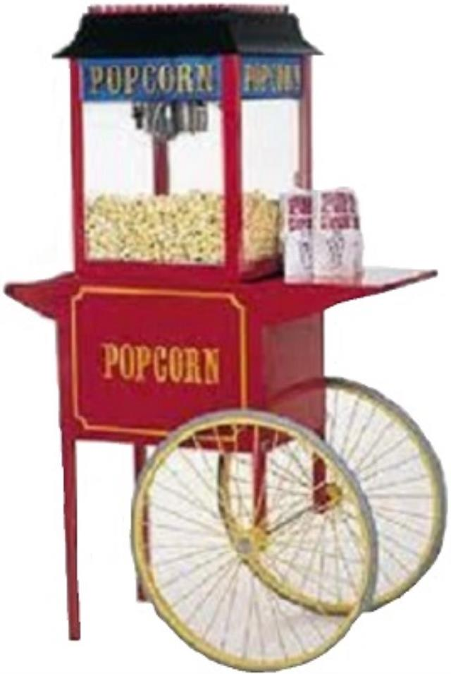 Where to find POPCORN POPPER W STAND in St. Joseph